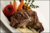 PAN SEARED STRIPLOIN STEAK